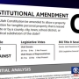 "Not sure how to vote? The pros and cons of Amendment ""C"""