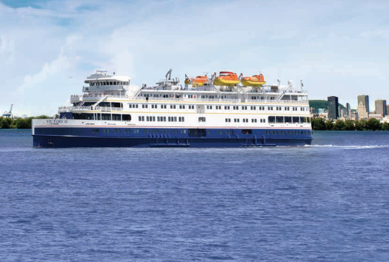 Victory Cruise Lines<p></p>