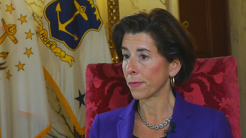 Raimondo: Education is the 'number one priority' of second term