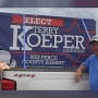 Community issues that candidate Terry Koeper will tackle if elected to N.P. County Sheriff