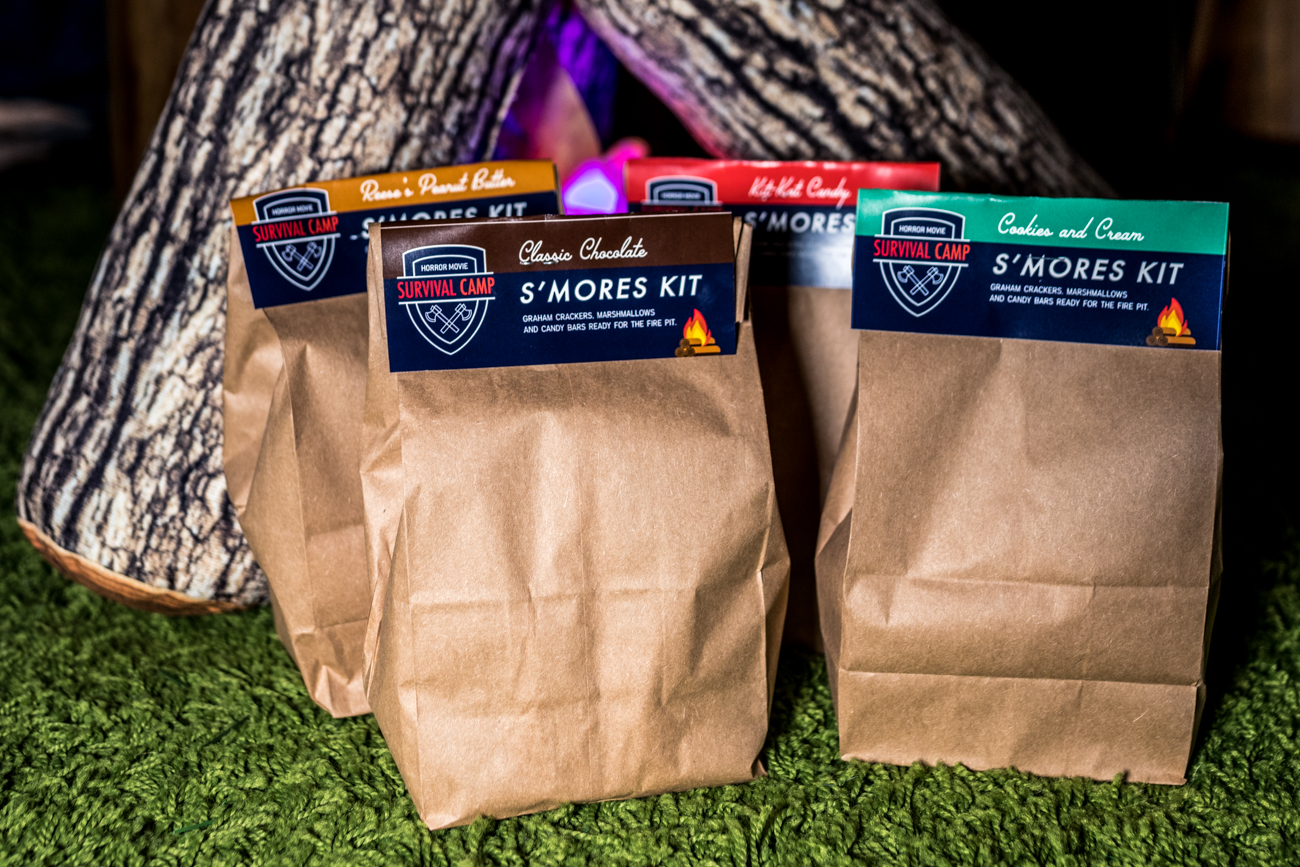 S'mores Kits from Camp Overlook / Image: Catherine Viox{ }// Published: 6.2.20