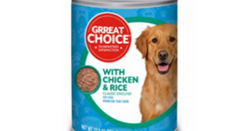 Petsmart Dog Food Cans