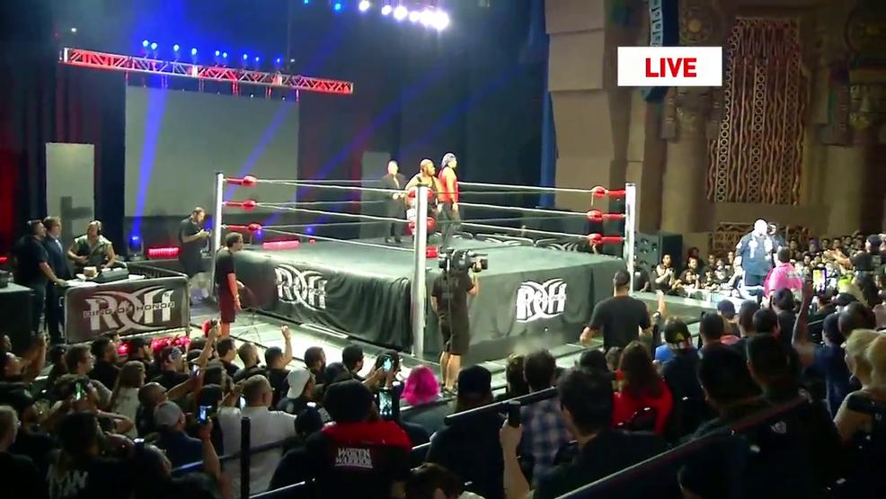 Ring Of Honor Wrestling Slams Into San Antonio Kabb