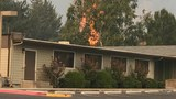 One person injured in Grants Pass arson fire