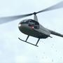 Church's helicopter Easter Egg Drop was a success