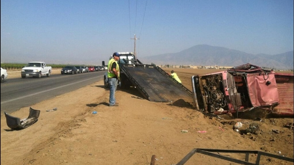 Car Accidents Near Bakersfield In