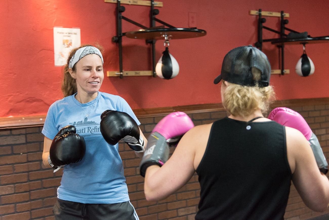 Punch your way to achieving your 2019 resolution by getting in shape at this North Avondale boxing gym. Don't worry about not knowing what to do, either; they offer group classes and you can sign up with a personal trainer to show you the ropes. No matter your weight class, The Punch House will knock you into shape and make you look like Rocky doing it. ADDRESS:{ }3911 Reading Road (45229) / Image: Phil Armstrong, Cincinnati Refined // Published: 1.6.19