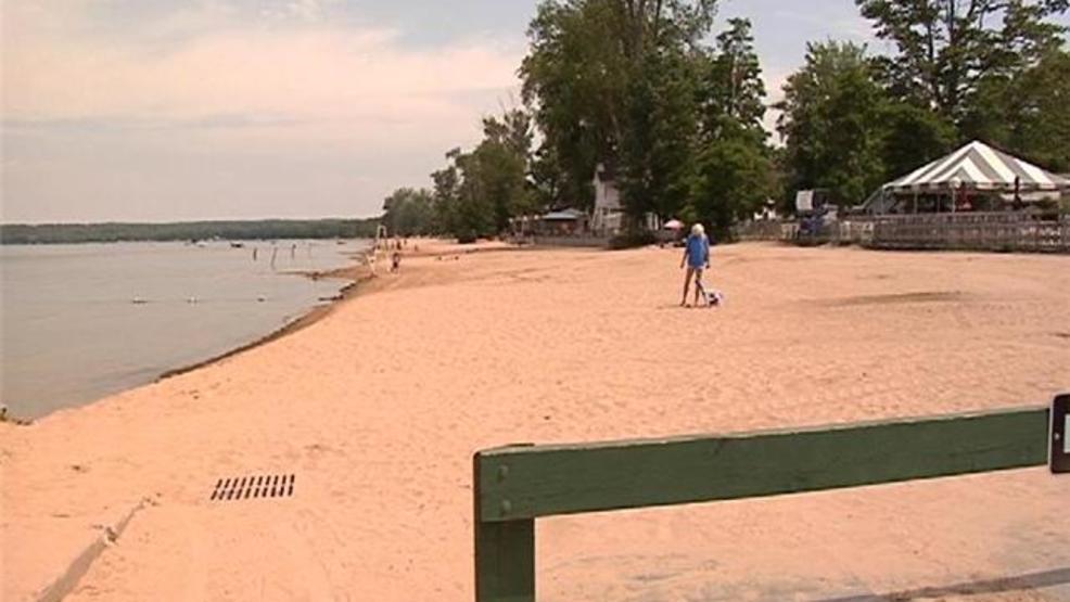 Sylvan Beach Closed