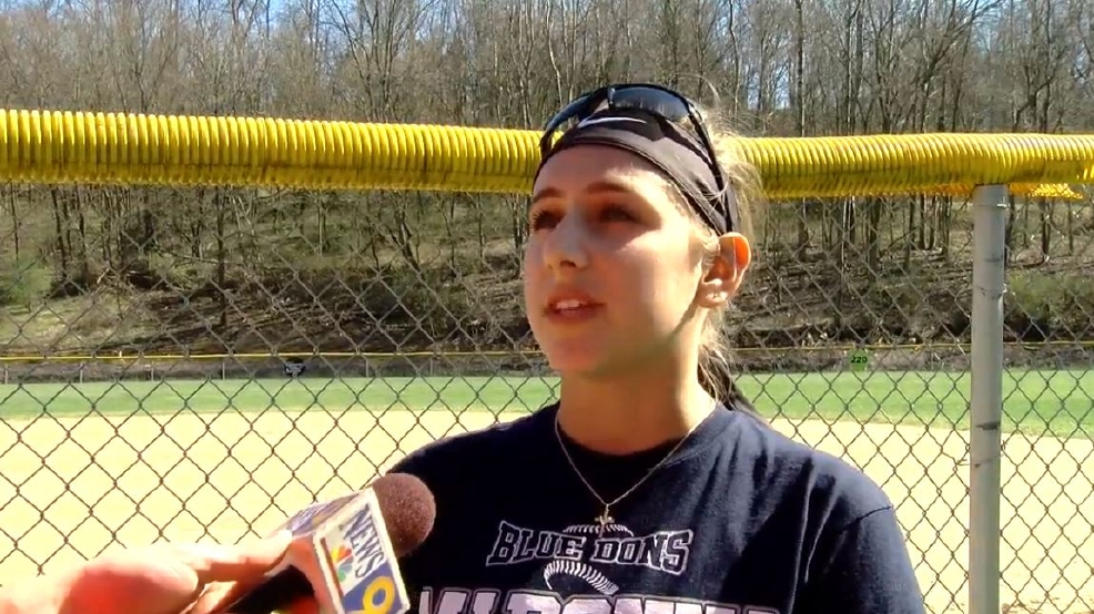 3.30.17 Athlete of the Week: Katie Gasvoda