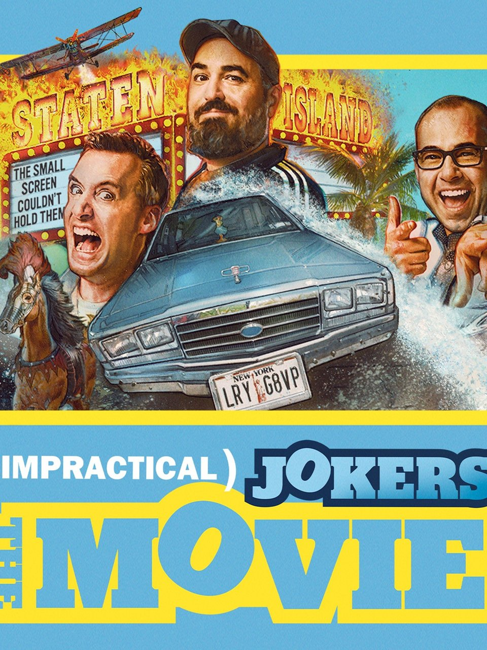 Movie Details Impractical Jokers The Movie Entertaining @KoolGadgetz.com