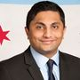Ameya Pawar names Tyrone Coleman as his running mate