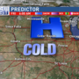 Record lows possible Friday morning