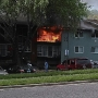 People jump from balcony, lower baby to safety in PG apartment fire, two people injured