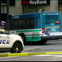 Pedestrian seriously injured by TANK bus downtown