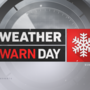 Winter storm warning issued for northern Utah on Monday