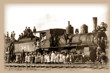 <p>Over a period of 75 years, an estimated 250,000 orphaned, abandoned and homeless children were placed throughout the U.S. and Canada. (Photo from National Orphan Train Museum)<br></p><p></p>