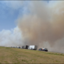 Carbon Fire in Wheeler County estimated at 2,500 acres; I-40 closed