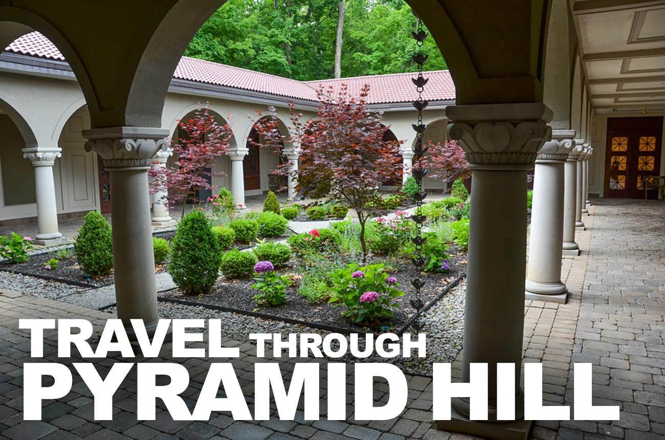 Pyramid Hill Sculpture Park & Museum is just how it sounds. There's a beautiful sculpture park alongside gorgeous, inviting gardens. / Address: 1763 Hamilton-Cleves Rd., St. Rt. 128, Hamilton, 45013 / Image: Sherry Lachelle Photography // Published: 3.11.17