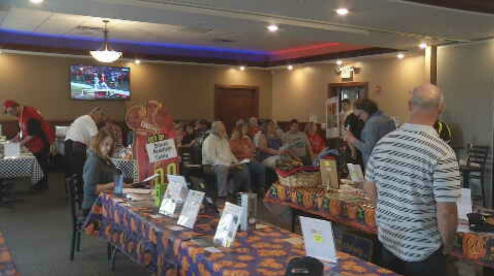 Charity auction raises money for furry friends (WKEF/WRGT)