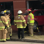 UPDATED: Car slams into Kirksville bank