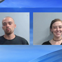 Lexington police arrest couple in connection to burglaries