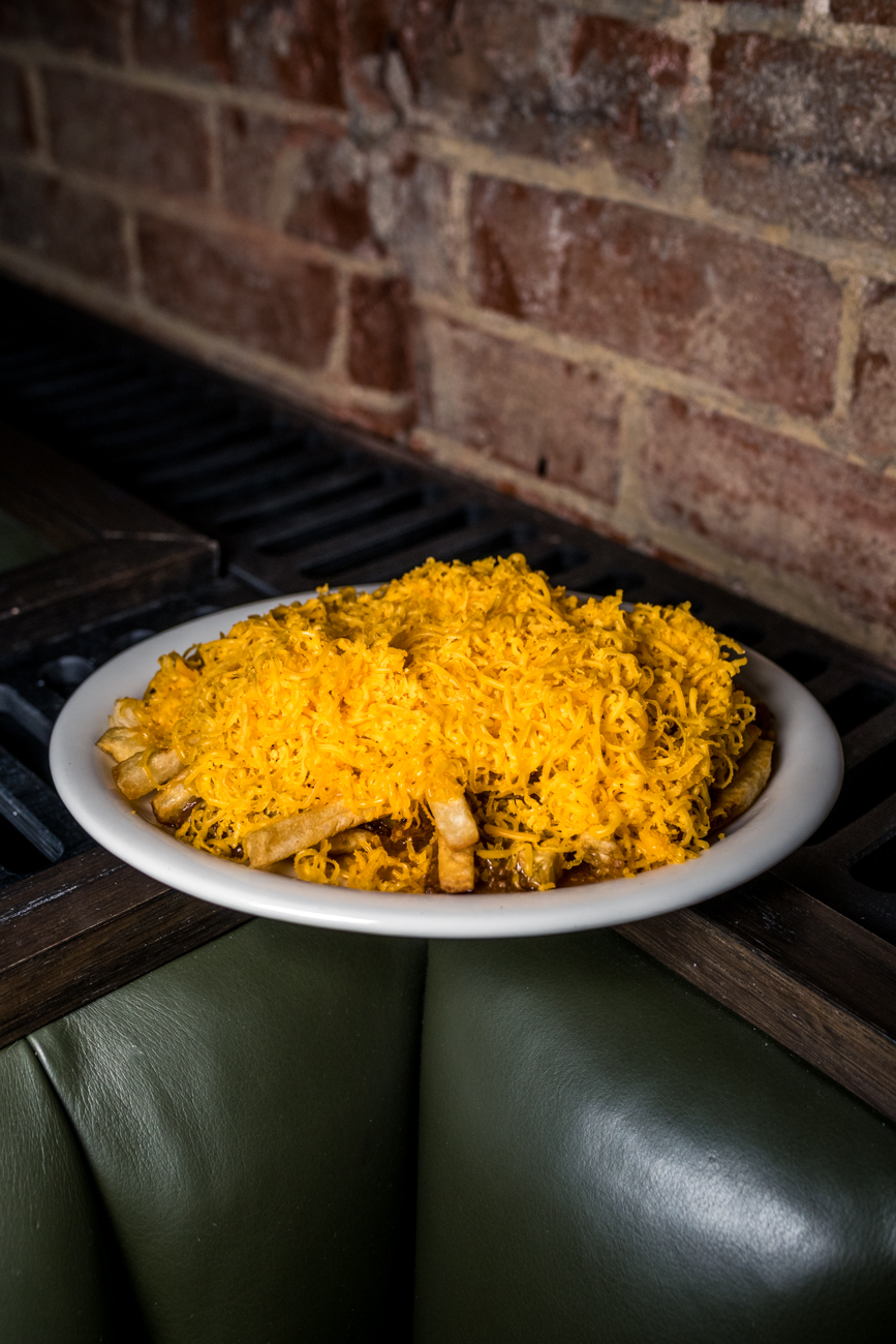 Chili cheese fries / Image: Catherine Viox{ }// Published: 6.29.20