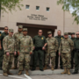 National Guard Troops arrive to Santa Teresa Border Patrol Station