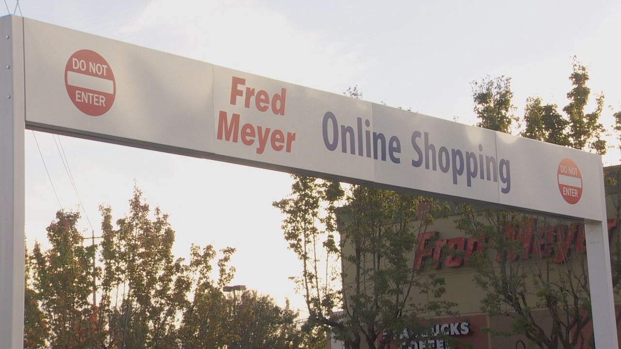 Fred Meyer has online shopping and pickup. (KATU)<p></p>