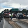 Eastbound 520 reopens after wreck
