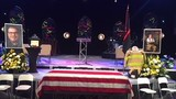 Firefighters, family, friends pay respects to Reynolds chief