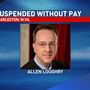 West Virginia Supreme Court Justice suspended without pay