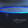 Amazon device reacts to newscast