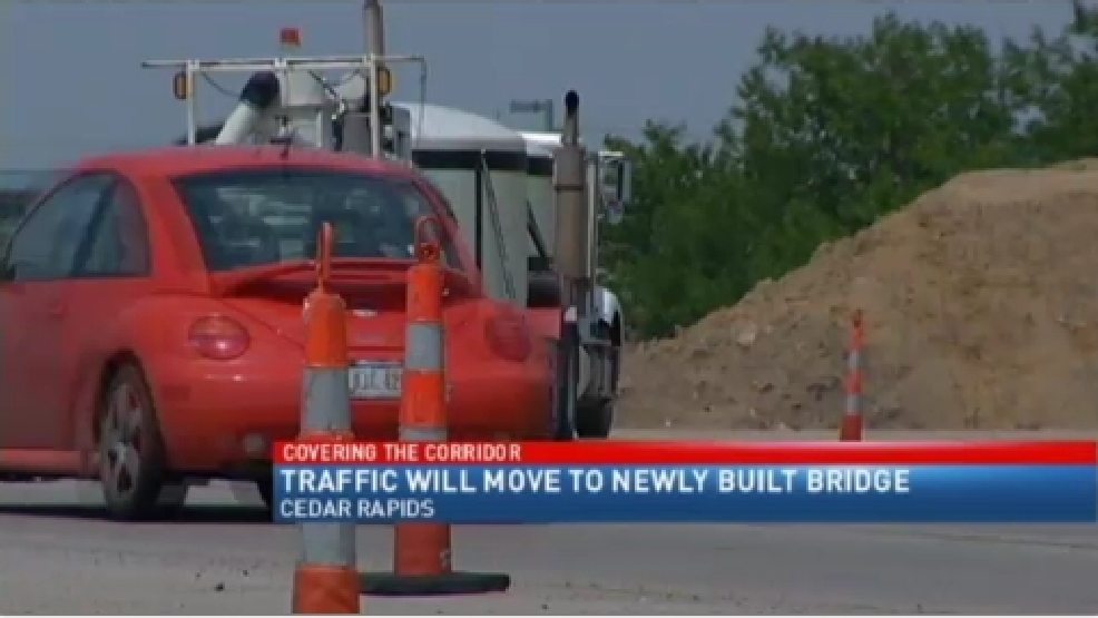 Construction Update for Highway 100 | KGAN