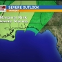 Storm system set to move through Panhandle
