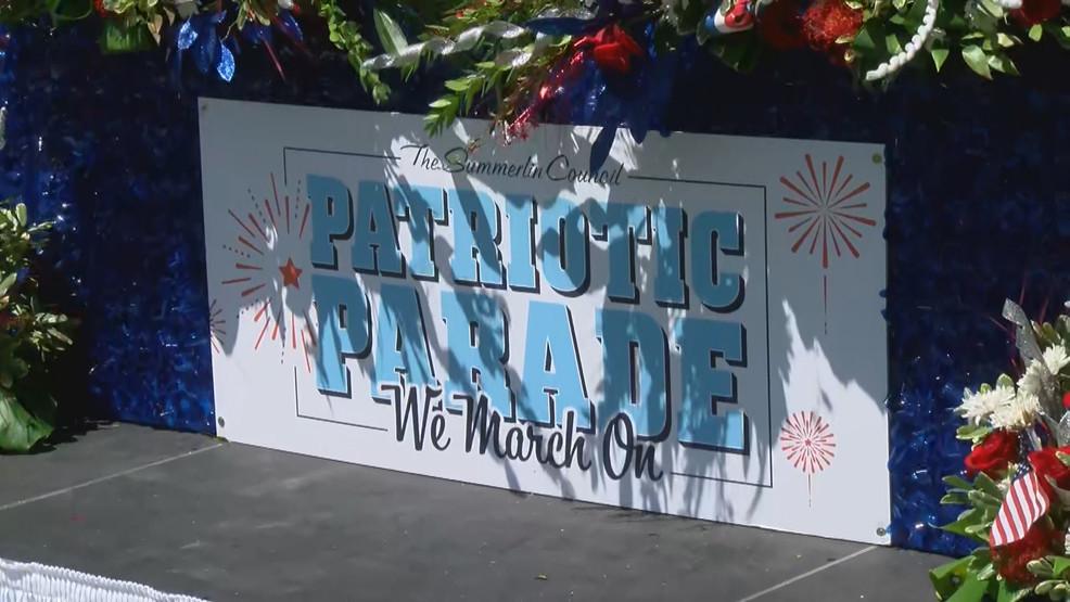 Las Vegas sports stars, community leaders headline virtual 4th of July parade