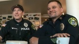 Coos Bay police talk homelessness, school shootings at first Coffee with a Cop event
