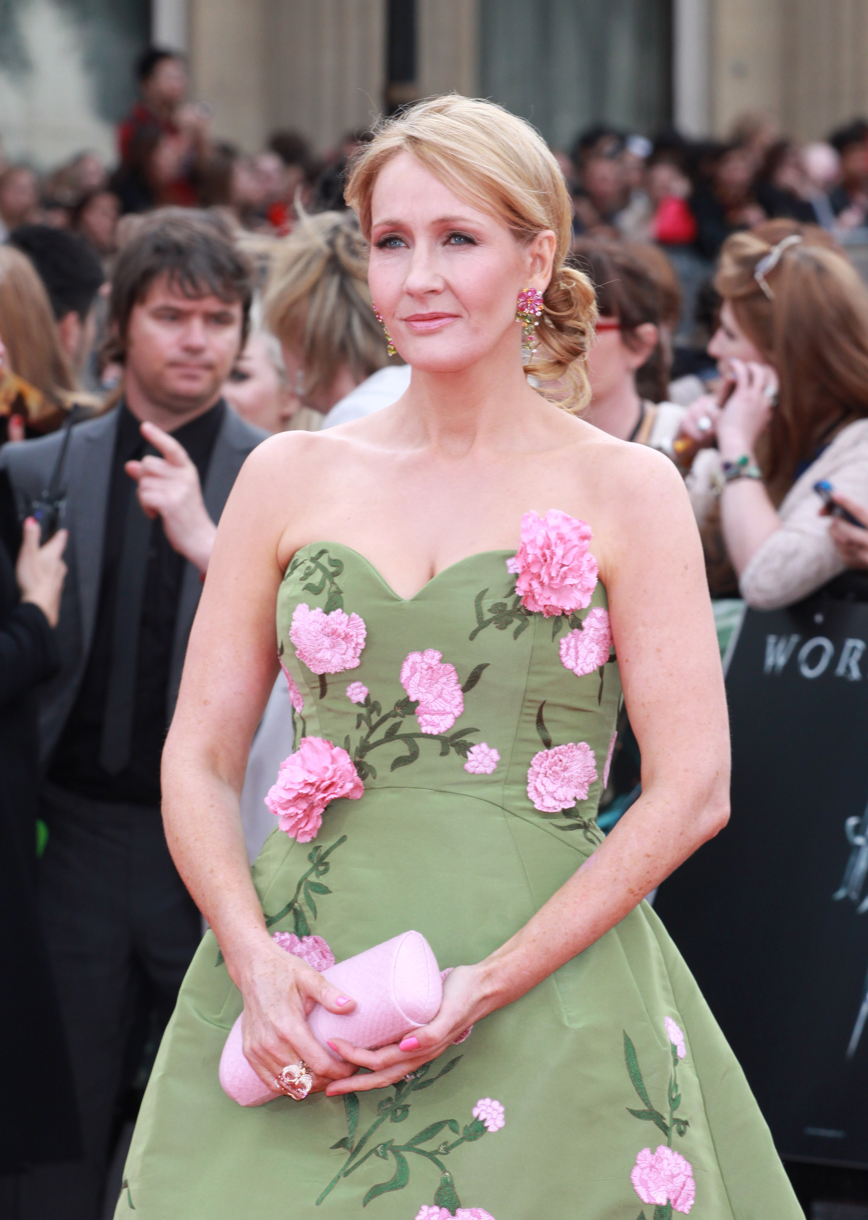 J.K. Rowling                  'Harry Potter and The Deathly Hallows - Part 2' World Premiere - Arrivals                  London, England - 07.07.11                                    Featuring: J.K. Rowling                  Where: London, United Kingdom                  When: 07 Jul 2011                  Credit: WENN