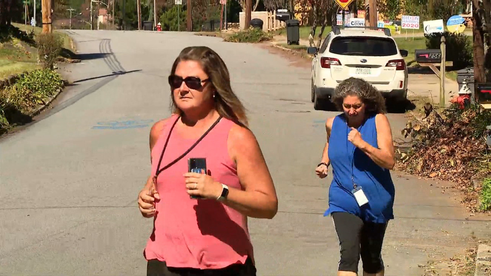 Two who started training for company 5K set their sight on 90 mile event with a purpose