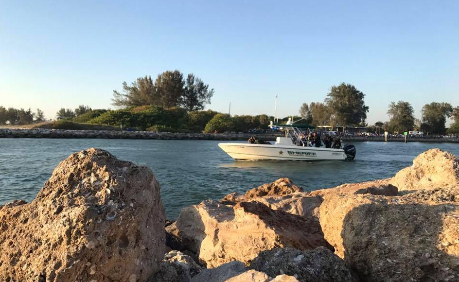 Divers pulled the bodies of 64-year-old Carol Hayden and 88-year-old Eugene Hayden from the submerged van. The case remains under investigation. (SCSO)