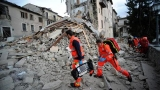 Strong quake rocks central Italy, dozens reported dead
