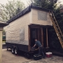 Harrisburg 22-year-old builds tiny home out of trailer
