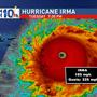 StormTeam10: Irma strongest hurricane in 12 years