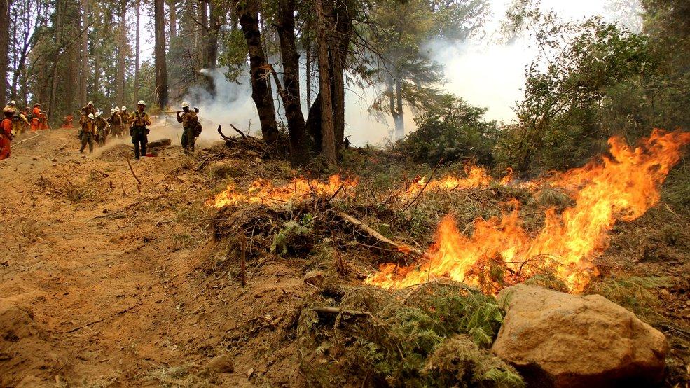 Ferguson Fire grows to more than 95,000 acres   KMPH