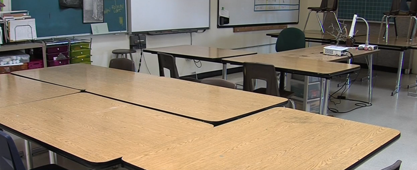 Class are back in session for students in Washington County. (Photo: KUTV)