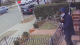 D.C. police searching for 'dancing porch pirate' who stole packages, drove Range Rover