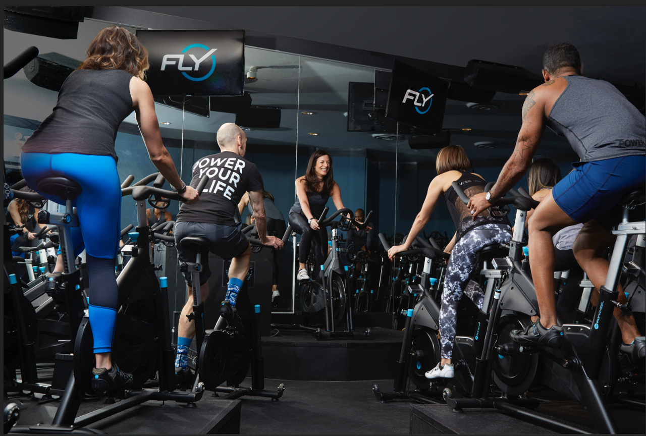 From now until Dec. 31, if you purchase a 5, 10 or 20-class gift card, you'll receive 1,2 or 4 complimentary credits, respectively. Purchase gift cards here: https://www.flywheelsports.com/giftcards  (Photo: MoKiMedia)