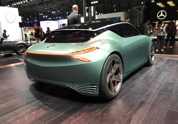 2019 New York Auto Show: A couple of concepts with love from Korea
