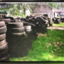 Homeowner: Tenant filled back yard with tires, brought in drug paraphernalia