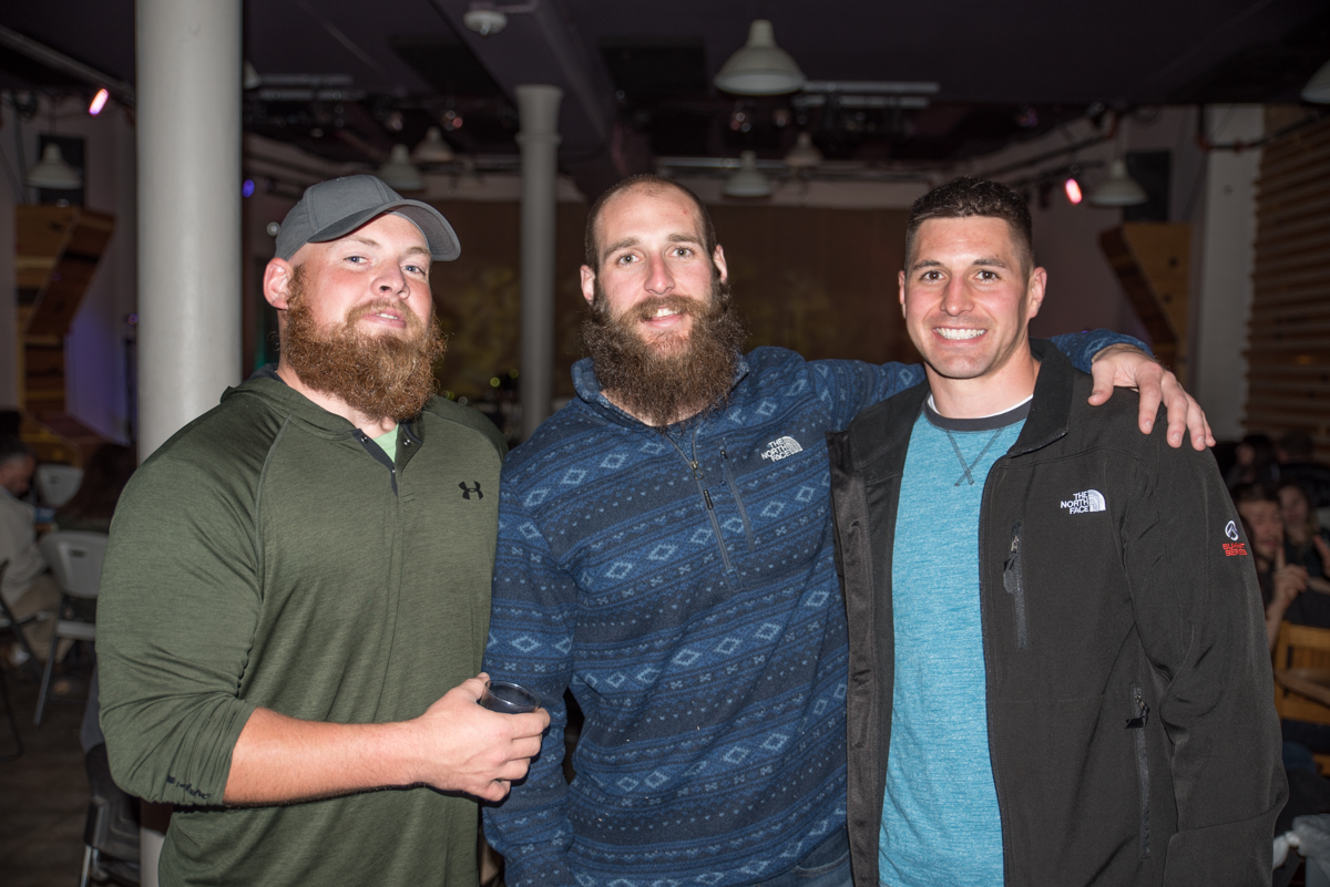 Zach Simmons, Cody Beucler, and Brett Beucler / Image: Sherry Lachelle Photography