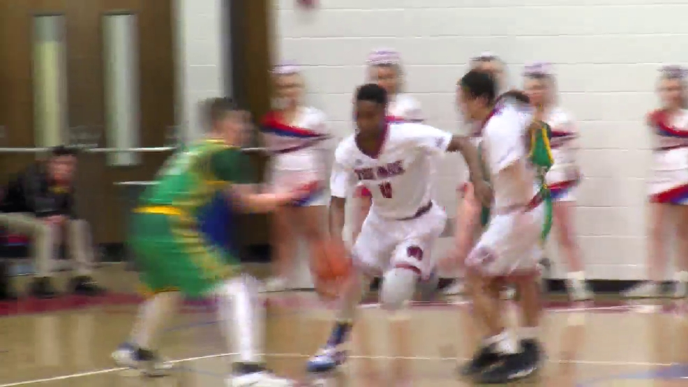 1.31.17 Video - Brooke vs. Wheeling Park - high school boys' basketball